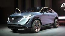 東京モーターショー2019:日産の「アリア コンセプト」は市販化予定の次世代EV