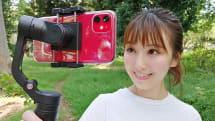 iPhone 11に最適!小型軽量で日常使いにベストなジンバル「VLOG Pocket」動画レビュー