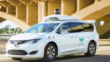 Waymo 的全自动驾驶汽车开始在凤凰城接载乘客