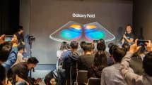 スマホ新時代到来、5分で分かる「Galaxy Fold」「Galaxy Note10+」日本上陸イベント動画レポ