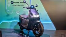 宏佳騰發表「黑隱特仕版」Ai-1 Sport 換電機車