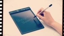 2010年10月15日、感圧式の電子メモパッド「Boogie Board」が発売されました:今日は何の日?