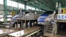 新幹線水没など台風被害の復旧費用「現時点では算定困難」 JR東日本