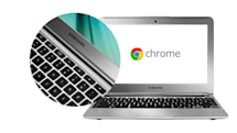 Get a refurbished Chromebook for as low as $99