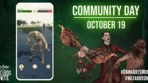 ハリポタ魔法同盟、10月19日11時からコミュニティ・デイ開催。人狼や吸血鬼増加とXP3倍  #WizardsUnite