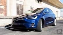 Tesla recalls some Model X SUVs for corroded power steering bolts
