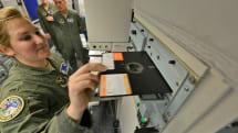 美国军方终于不再使用软盘来控制核弹的发射