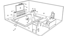 もう壁は怖くない? 床振動VRシステムをマイクロソフトが特許出願