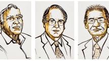 2019 年的諾貝爾化學獎被頒給了三位鋰離子電池先驅