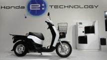 ホンダ、原付一種免許で乗れる電動商用スクーターを来春発売