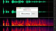 Adobe 的 Project Awesome Audio 利用 AI 一鍵清除錄音中的雜音