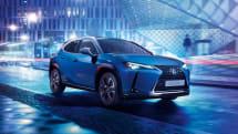 Lexus 將於明年在中國推出旗下首款純電車 UX 300e