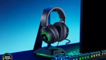 雷蛇推出带有主动式降噪麦克风的 Kraken Ultimate 有线耳机