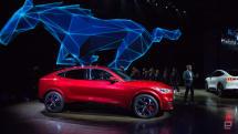 フォード「Mustang Mach-E First Edition」予約受付け分が完売。上位グレードは2020年後半に登場
