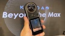 8Kの360度カメラ「QooCam 8K」12月に6万7100円で発売、中国の発表会でいち早く触ってきました