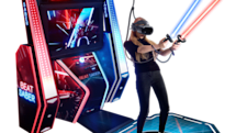 VRリズムゲーム「Beat Saber」アーケード版が日本初稼働