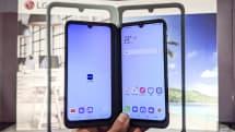 LG「雙螢幕」手機 G8X ThinQ Dual Screen 來到台灣市場