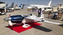 電動飛行機でタイムアタック「エアレースE」機体が発表。2020年後半にシリーズ戦開始予定