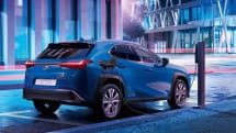 レクサス、初の市販EVを発表。日本では2021年前半に発売
