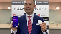 Mate 30は日本で発売されるなら5G対応版。呉波氏がファーウェイの今後について言及