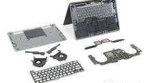 iFixitが16インチMacBook Proの完全分解レポート公開。排熱システムが大きく改善