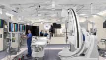 スタンフォード大、薬剤師ロボットやIoTなど新技術満載の病院を新設。ネットワークは5Gへの更新も視野