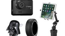 Amazon Black Friday情報|ドラレコやiPadスタンド、スタッドレスタイヤなど黒色のカー用品がお買い得!