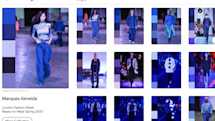 Google's latest AI experiment allows you to explore fashion through color