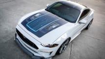 ゲトラグ製6速MTを積む電気マッスルカー「マスタング・リチウム」フォードが開発中