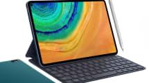 ファーウェイ、10.8インチのMatePad Proを海外発表。高輝度ディスプレイやクアッドスピーカー搭載のハイスペックモデル