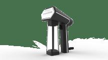 ポータブル衣類スチーマー『S-Nomad SN506SB』が11月29日発売。ペットボトルに付け替えても利用可能