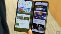LG G8X ThinQ 评测:鸡肋的双屏手机