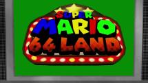 『Super Mario 64 Land』、新ボスやステージ追加で公開中。『スーパーマリオ64』のROMデータ必須