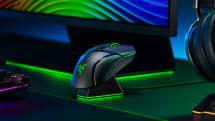 Razer 的 Basilisk Ultimate 無線滑鼠搭載了所有最新的技術