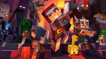 《Minecraft Dungeons》將於 2020 年 4 月上線