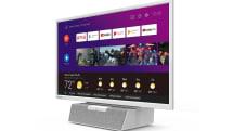 キッチン向けのスピーカーつき小型Android TV、フィリップスが発表