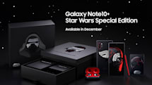 Star Wars仕様のGalaxy Note10+海外発表、約14万円