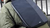 厚さ38mmのMacBook用バックパック「Thin Pack」発売。本体だけの収納で薄さを追求