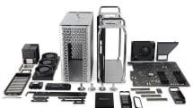 新Mac Pro、iFixitが「修理しやすさはマスタークラス」と絶賛。ただし内蔵SSDはユーザー交換不可