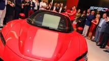 フェラーリCEO、完全電動スポーツカーを2025年まで延期。「いずれ作るが、まだそのときではない」