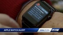 Apple Watch、旅行中の男性に不整脈を警告して入院のきっかけに