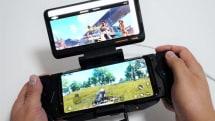 「ROG Phone II」と専用アクセでPUBGをプレイ、ドン勝を狙う最強設定を考えてみました