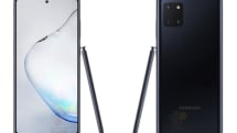 Galaxy Note10 Liteの公式画像が流出? Sペン対応に四角いカメラ突起が存在