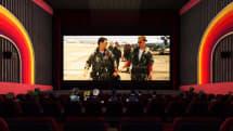 定番VRアプリBigscreenが仮想シアター開業。3D版T2や攻殻などハリウッド映画を週替り上映