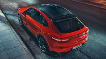 Porsche tests a four-motor powertrain for electric SUVs