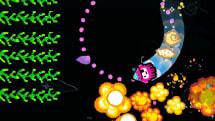 主役はピンクのイカ!海中のお宝を探す2Dアクション『Calamari Kid』:発掘!スマホゲーム