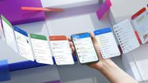 微软带来重新设计的 Office 移动软件