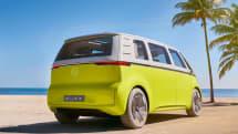 VWとカタール、2022年までに自動運転シャトル運行する都市計画発表。電気自動車I.D.Buzzを35台投入