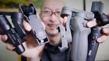 スマホで動画を撮るのにおすすめなジンバルはコレだ! ベストバイ2019