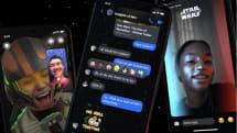 Facebook Messengerにスター・ウォーズのテーマが追加。スタンプやARエフェクトも利用可能に